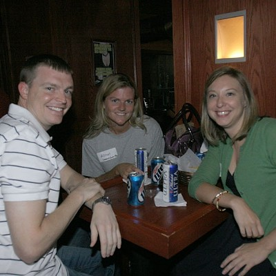 SEC alumni bash, 8/22/08