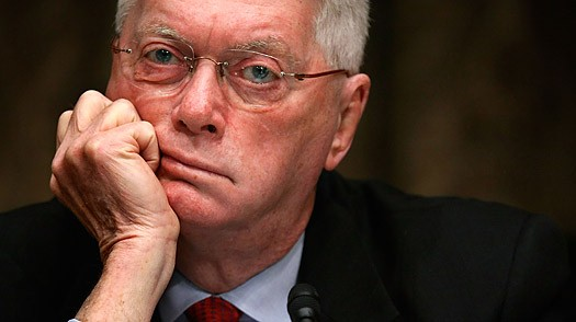 Sen. Jim Bunning: Where am I and why are these people talking to me?
