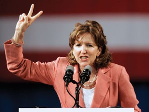 Sen. Kay Hagan: And for every 100 million bucks we save them, theyll create two whole jobs!