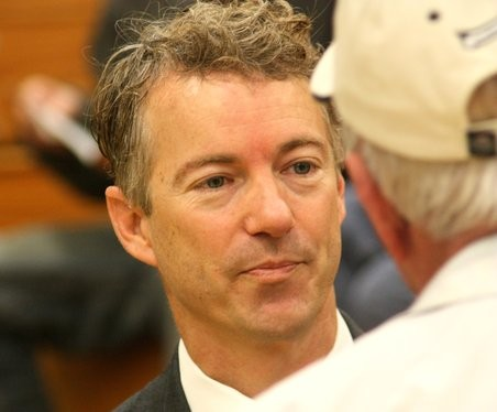 Sen. Rand Paul, R-Kentucky