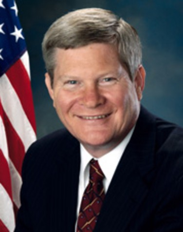 "Sen. Tim ""Smiley"" Johnson -- Bank of America's new BFF?"