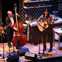 Live review: Seth Avett and Jessica Lea Mayfield, McGlohon Theater (3/10/2015)
