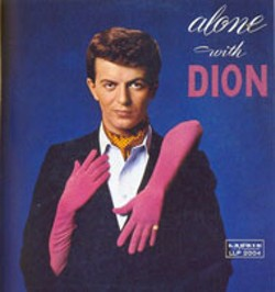 Sex sells: The most effective marketing tool. - Heart-throb Dion's  Alone With Dion (1960)