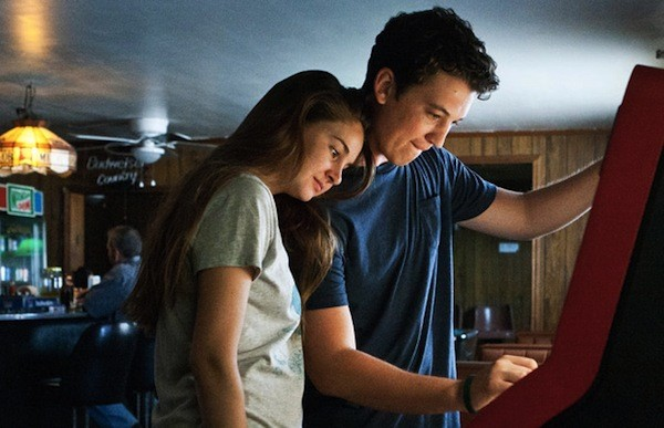 Shailene Woodley and Miles Teller in The Spectacular Now (Photo: Lionsgate)