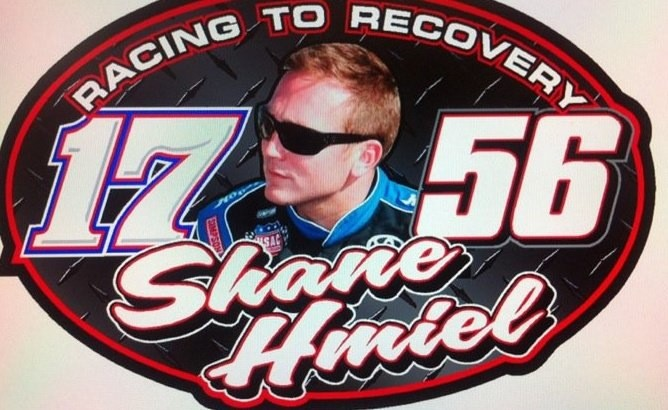 shane hmiel racing to recovery