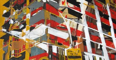 "Sharon Dowell's ""Boom, Atlanta"""