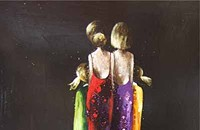 Group hug: <i>New Works by Geoffrey Johnson and Kim Schuesler</i>