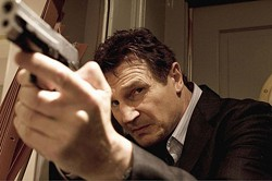 FOX - SHOOT TO THRILL: Liam Neeson in Taken.