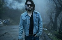 Shooter Jennings at Amos' Southend tonight (6/22/13)