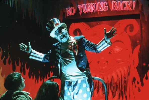 Sid Haig in House of 1000 Corpses (Photo: Lionsgate)