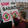 Bailed-out Bank of America gets Tea Party account