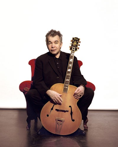 Singer-songwriter John Prine plays Ovens Auditorium on Friday, Feb. 10. - MARC MARNIE