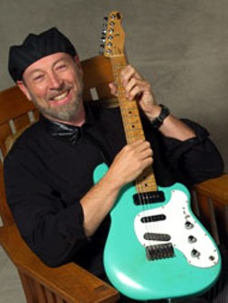 Singer/songwriter/guitarist Richard Thompson plays - an acoustic show at Neighborhood Theatre Thursday.