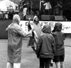 RADOK - Singin' in the rain: The CityVerve Jazz And Heritage - Festival, Sunday, Gateway Village.