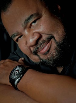 ANDREW DUNN - SIR DUKE: Jazz/soul legend George Duke