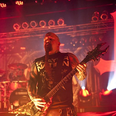 Slayer at The Fillmore, 11/23/14