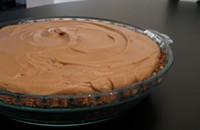 Mocha Silk Pie
