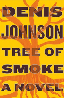 CINDY JOHNSON - SMOKIN': Denis Johnson's latest novel is a winner