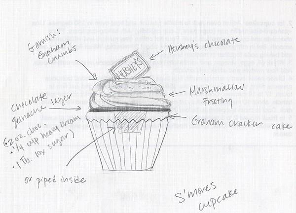 smore cupcake008