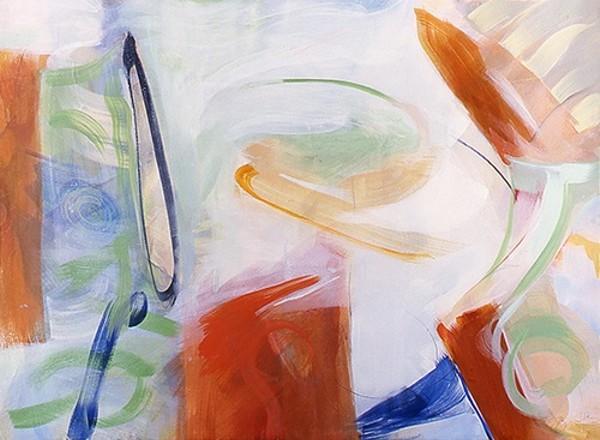 """""""Sonar"""" by Linda Luise Brown."""