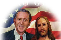 Conservatives' claims on God refuted