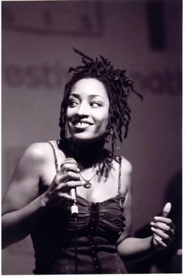 Soul vocalist Julie Dexter