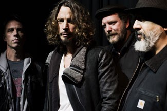 Soundgarden @ Carolina Rebellion