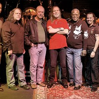 SOUTHERN STYLE: The Allman Brothers Band