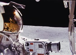 THINKFILM - SPACE ODYSSEY: An astronaut finds himself In the Shadow of the Moon