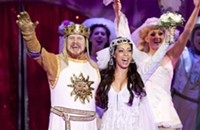 <em>Spamalot</em> invades Knight Theater
