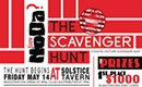 SPECIAL EVENT: 4th Annual Know NoDa? Scavenger Hunt