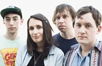 Speedy Ortiz hits the accelerator