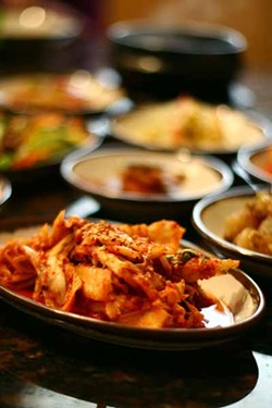 ASHLEY GOODWIN - SPICE, SPICE BABY: Kimchi