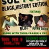 Will Spit 4 Sol Food poetically celebrates black history