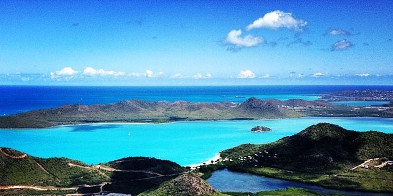 St. John, Antigua and ... an active volcano?