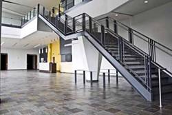 ASHLEY GOODWIN - STAIRWAY TO HEAVEN: The new Harvey B. Gantt Center is a work of art.