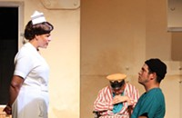Theater review: <i>One Flew Over the Cuckoo's Nest</i>