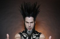 Static-X at The Fillmore tonight (8/2/2012)