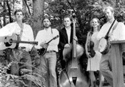 Steep Canyon Rangers at Visulite Theatre  on Friday