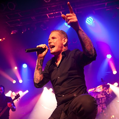 Stone Sour at Fillmore, 1.15.14