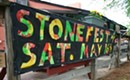 Stonefest ... as in a festival at the Stone as opposed to a stoner fest