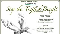 Stop the Traffick Benefit