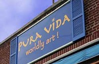Pura Vida Worldly Art is moving