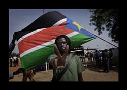 STRAIGHT OUTTA SUDAN: Emmanuel Jal