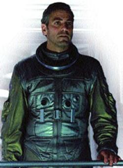 20TH CENTURY FOX - STRANGER IN A STRANGELAND: George Clooney in - Solaris