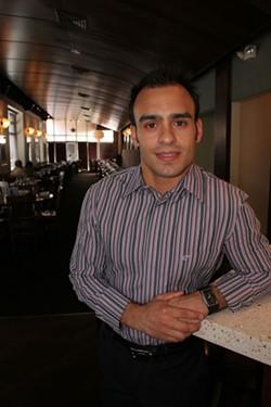 CATALINA KULCZAR - Stratos Lambos, owner of Nolen Kitchen