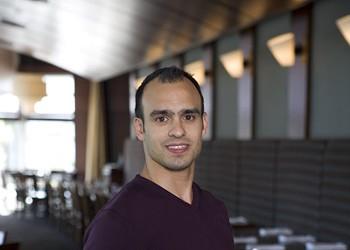 Stratos Lambos, owner