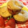 Recipe: Strawberry and Banana Muffins