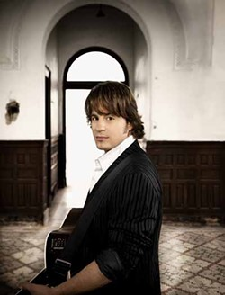 STRONG ROOTS: Jimmy Wayne