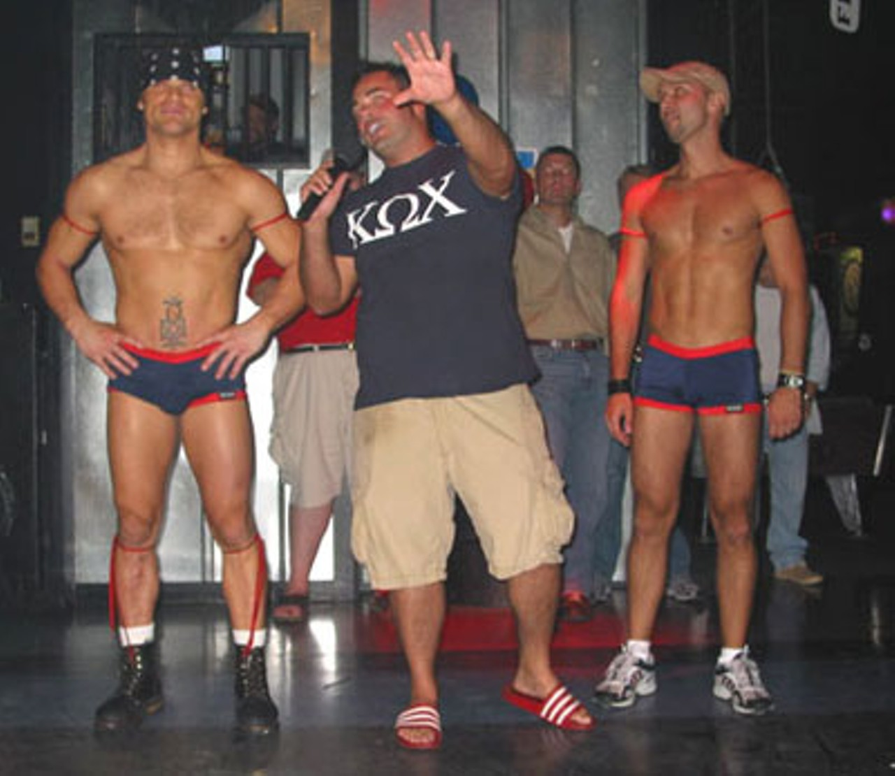 Gay fraternity hazing stories